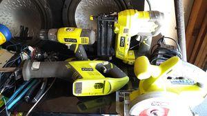 Ryobi power tools for Sale in Riverside, CA