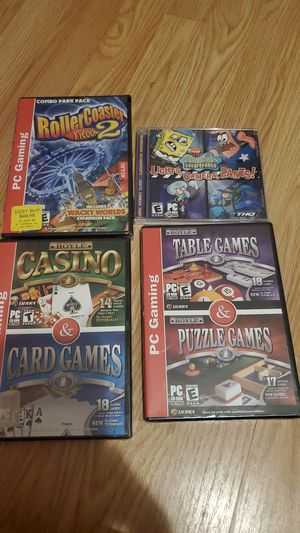 Pc Games for Sale in Dundee, FL