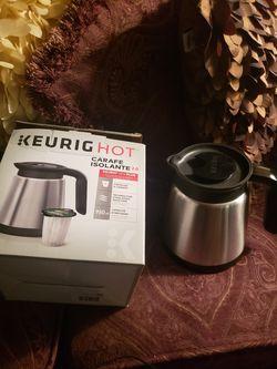 Keurig kettle for keurig coffee pot for Sale in Silver Spring,  MD
