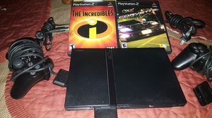 Ps2 slim for Sale in Greenville, TX