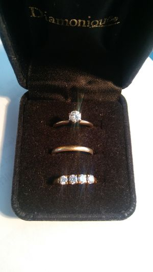 3 14k gold ring for Sale in Fall River, MA