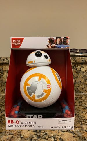 Star Wars BB-8 Candy Dispenser for Sale in San Antonio, TX