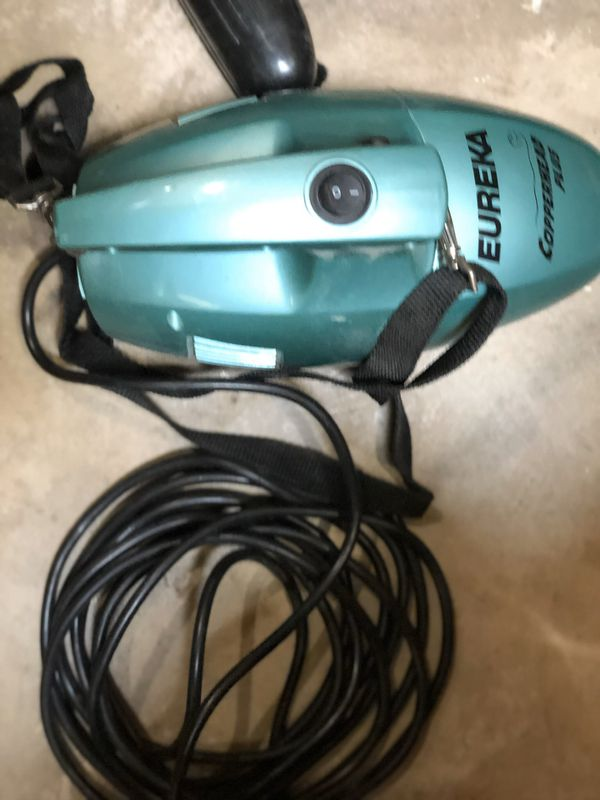Eureka mini vacuum