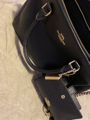 Coach purse and wallet (authentic) like new for Sale in Atwater, CA