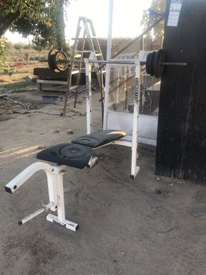 Standard weight set for Sale in Madera, CA