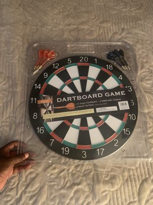 DART BOARD GAME for Sale in Fort Lauderdale, FL