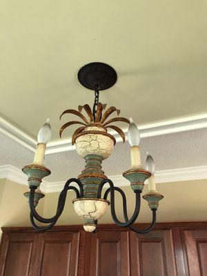 Palmetto chandelier for Sale in Jamestown, NC