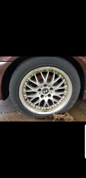 Style 42 BBS RS Factory 17x8 et20 2-piece alloys for Sale in Germantown, MD