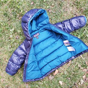 PATAGONIA baby Infant Puffer Coat 6/12Mo for Sale in Chicago, IL