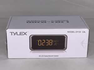 Tylex alarm clock for Sale in Perris, CA