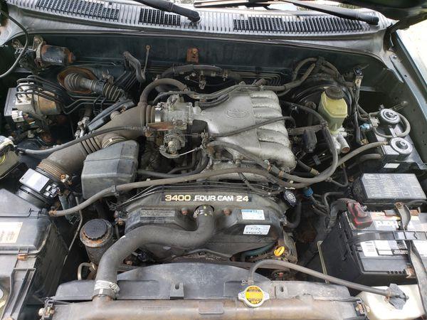 1998 Toyota 4runner 4WD