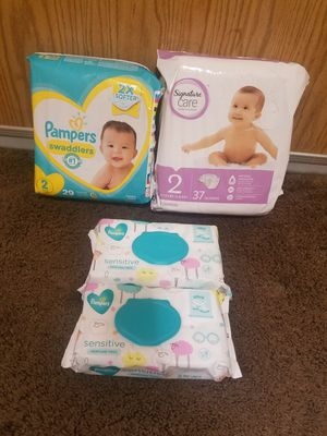 Diapers Bundle for Sale in Everett, WA