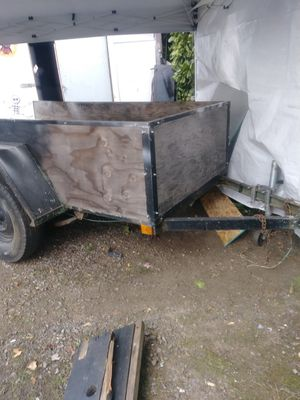 Looking for Junk trailers that look like this. Cash for Sale in Portland, OR