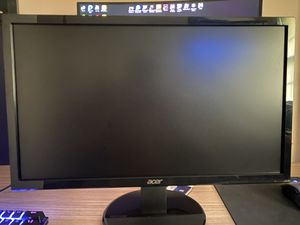 Acer K222HQL 60hz 21.5inch 1080p monitor for Sale in Silver Spring, MD