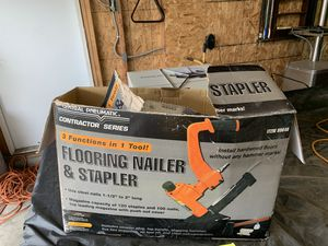 Flooring nail gun for Sale in View Park-Windsor Hills, CA