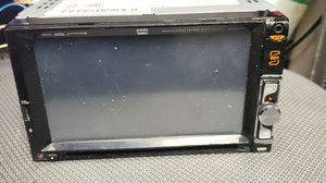 Dual xdvf257bt car audio DVD player dbl din for Sale in Louisville, KY