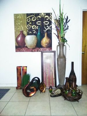 African Inspired Decor for Sale in Orlando, FL