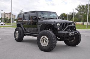 Jeep Wrangler JKU JK JL TJ YJ CJ Mud 4x4 SUV for Sale in Miami, FL