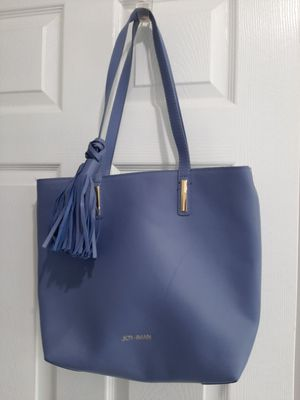 Joy & Iman - Purse/Tote bag - periwinkle for Sale in Fort Washington, MD