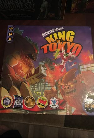King of Tokyo board game for Sale in Graham, WA