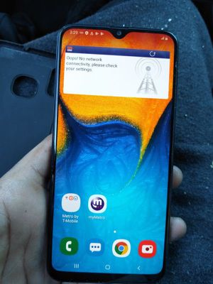 Samsung Galaxy A20 32GB - Unlocked for Sale in Raleigh, NC