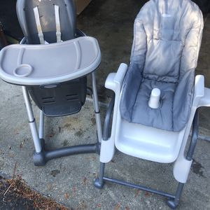 2 Free High Chairs for Sale in Seattle, WA