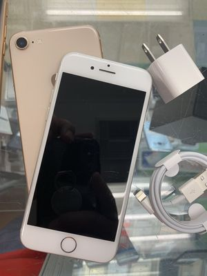 Factory Unlocked Apple iPhone 8, 64 gb Sold with warranty for Sale in Cambridge, MA
