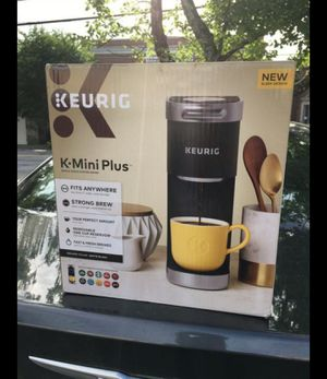 Keurig K-Mini Plus for Sale in Anaheim, CA