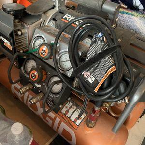 Ridgid Air Compressor 5 Gallon for Sale in Austin, TX