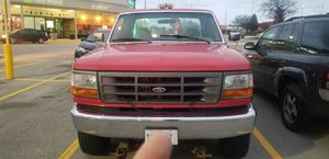 1997 F250 HD 4X4 with Western Ultramount HTS for Sale in Naperville, IL