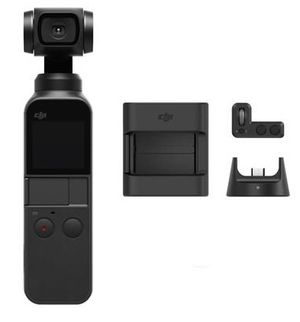 DJI Osmo Pocket 3-Axis Gimbal Stabilized Handheld Camera W/DJI Expansion Kit for Sale in Fremont, CA