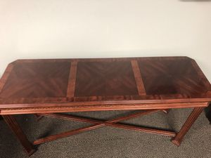 Antique Wooden Table for Sale in Pittsburgh, PA