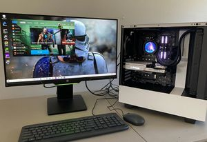 RTX 3070 gaming pc (Everything is included in the price)NO TRADE! for Sale in San Francisco, CA