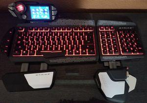 Strike 7 keyboard for Sale in Riverside, CA