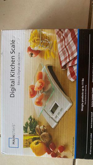 Digital kitchen scale for Sale in Miami Gardens, FL