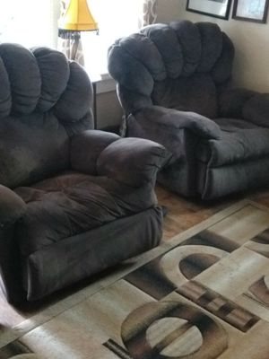Matching recliners for Sale in Nashville, TN