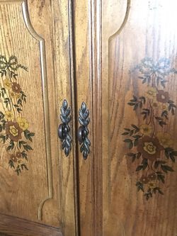Antique Armoire So Adorable for Sale in Portland,  OR
