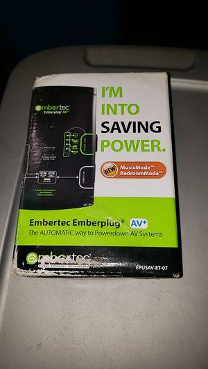 Embertec emberplug for Sale in Kent, WA