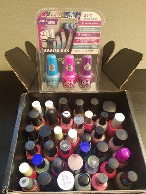 40 Pretty Nail Polish for Sale in Bellevue, WA