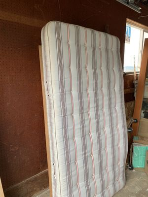 Free twin mattress and box spring for Sale in Bellevue, WA
