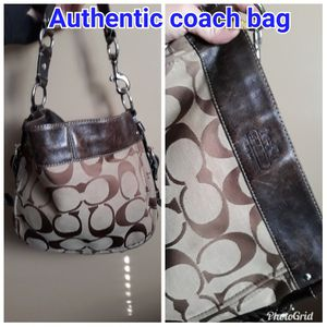 Authentic Coach bag for Sale in Eastpointe, MI
