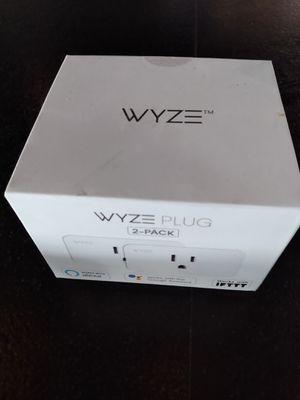 WYZE Smart Plug - 2 pk for Sale in Peoria, AZ