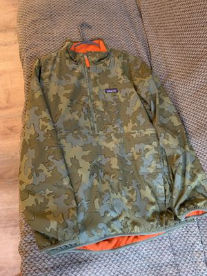 Patagonia M's Reversible Snap-T Glissade Pullover - RARE for Sale in Denver, CO