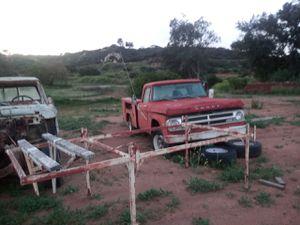 Minitruck lumber rack for Sale in Jamul, CA