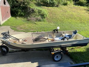 Fishing boat for Sale in Greensburg, PA
