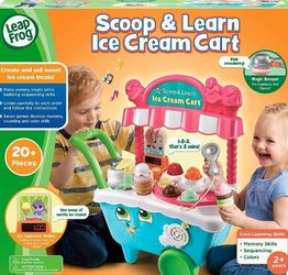 Leapfrog Icecream Cart New for Sale in East Los Angeles,  CA