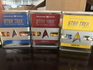 Star Trek DVD Collectors Set for Sale in Coral Gables, FL