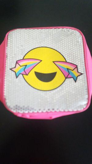 Girls emoji lunch box for Sale in Orange, CA