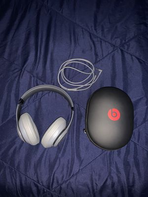 Beats By Dr.Dre Studio 3 Wireless Grey for Sale in Morgantown, WV