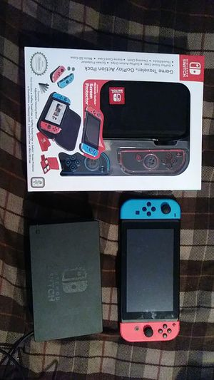 Nintendo Switch hardly used for Sale in North Smithfield, RI